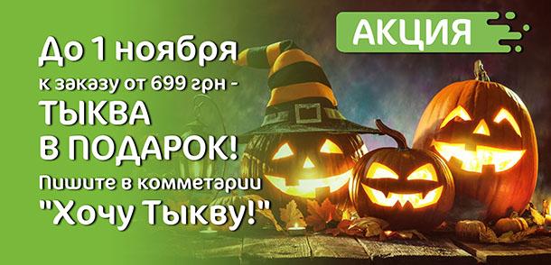 Поздравляем с Хэллоуином!