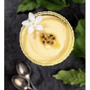 Десерт из маракуйи
