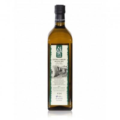 Олія оливкова extra virgin з дуже низькою кислотністю 1000ml