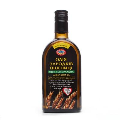 Олія зародків пшениці 350мл