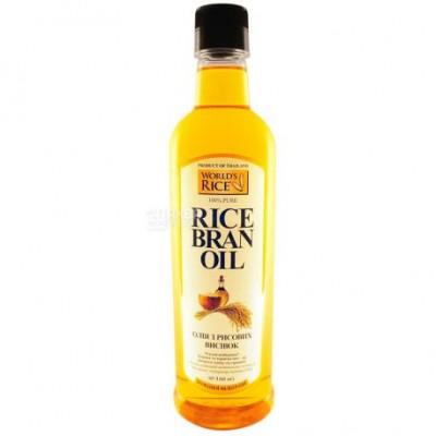 Олія з рисових висівок 500мл