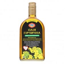 Олія гірчична Golden Kings of Ukraine 500мл
