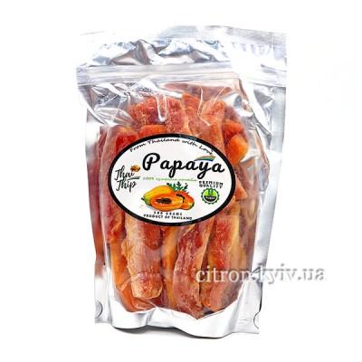 Папайя сушена натуральна 500г
