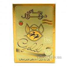 Чай чорний Akbar Do Ghazal Gold цейлонський крупнолистовий 500г