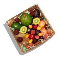 """Фруктова коробка """"Вітамінний мікс"""" М"""