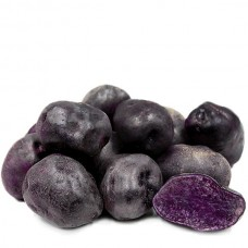 Картофель Вителот фиолетовый