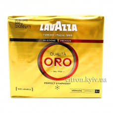 Кава мелена Lavazza Oro 2x250г
