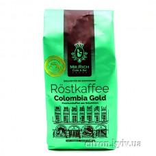 Кава зернова Mr. Rich Columbia Gold 500г