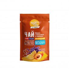 Концентрат абрикос з апельсином та лавандою Meal Time 50г з медом без цукру