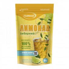 Концентрат лимонад імбирний натуральний 50г