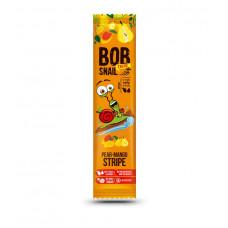 Страйп груша-манго натуральний Bob Snail без цукру 14г