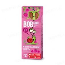 Цукерки яблучно-малинові натуральні Bob Snail без цукру 30г