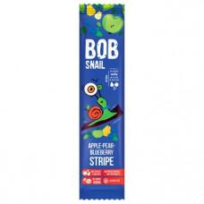 Страйп яблуко-груша-лохина натуральний Bob Snail без цукру 14г