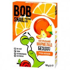 Мармелад груша-апельсин Bob Snail без цукру 108г