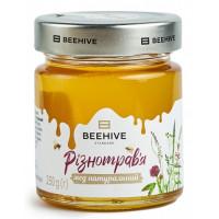 Мед різнотрав'я Beehive 250г