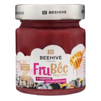 Крем-мед FruBee зі смородиною Beehive 250г