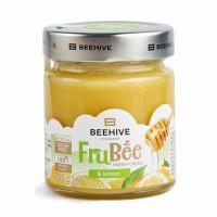 Крем-мед FruBee з лимоном Beehive 250г