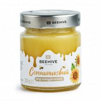 Мед соняшниковий Beehive 250г (2020р)