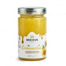 Мед соняшниковий Beehive 400г
