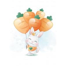 """Листівка """"Морквинка"""""""