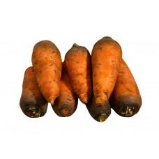 Морковь Каротель немытая